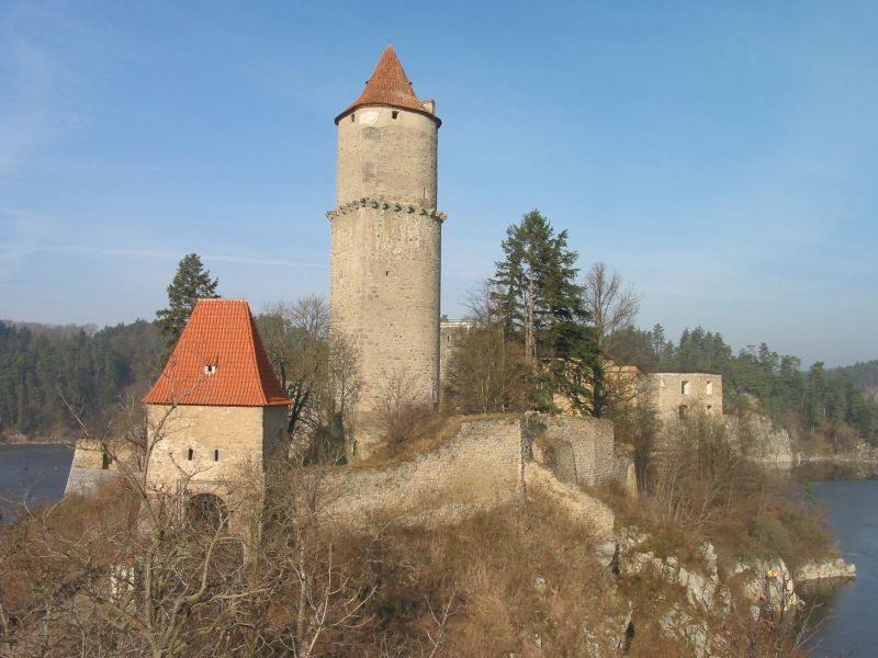 Hrad Zvíkov - zdroj: hrad-zvikov.cz